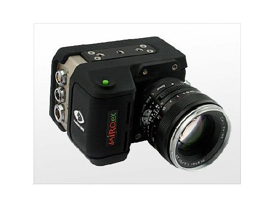 Highspeed-Kamera: Die Modelle Phantom Miro eX von Vision Research verbinden das kompakte Format einer Spiegelreflexkamera mit der Leistung einer Highend-Slow-Motion-Kamera.