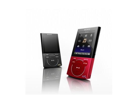 Der Sony-Walkman E440 spielt Musik, Bilder und Videos ab und kostet maximal 100 Euro.
