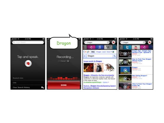 dragon dictation nuance ver ffentlicht kostenlose iphone diktier software netzwelt. Black Bedroom Furniture Sets. Home Design Ideas