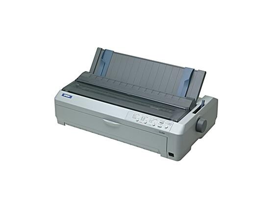 Epsons 24-Nadeldrucker LQ-2190 ist robust, schnell und unkompliziert. Ideal für raue Umgebungen oder Büros, die in erster Linie Wert auf unkomplizierten Druck legen.