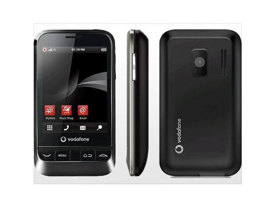 Das erste Android-Handy mit Prepaid-Option: Vodafone 854