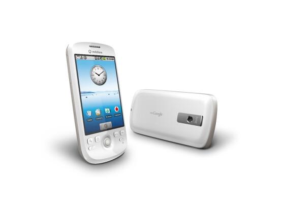 Für das HTC Magic ist von Vodafone ein Update auf Android 2.2 erschienen.