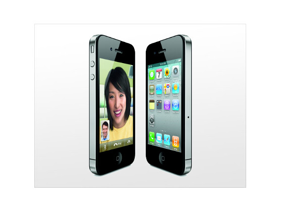 iPhone 4: Nutzer klagen über Empfangsprobleme. Bild: Apple