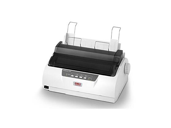 Auch 9-Nadeldrucker gibt es noch. Der Oki Microline 1120 kostet vergleichsweise günstige 260 Euro.