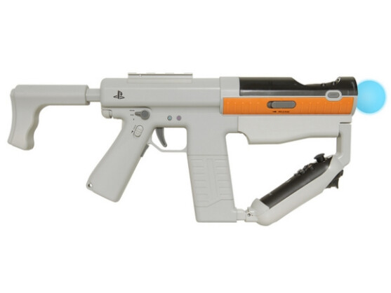 "Playstation Move Sharp Shooter: Die ""Waffe"" kommt im Februar 2011 in den Handel."