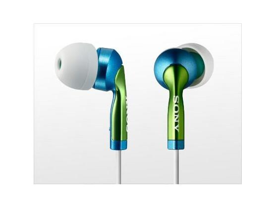 Versprechen einen besseren Sitz im Ohr: Sony MDR-EX57