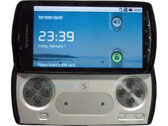 Dem Technikblog Engadget sind Bilder des Prototyp eines PlayStation Handys von Sony Ericsson zugespielt worden.