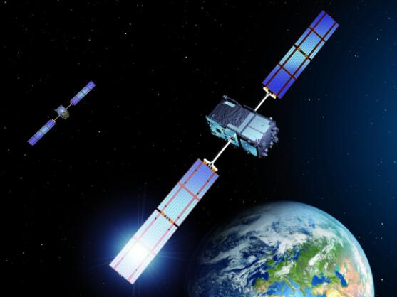 Am 20. Oktober werden die ersten beiden Galileo-Satelliten ins All geschickt.