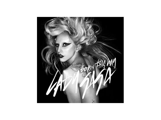 """Allein mit den Download-Verkäufen von """"Born This Way"""" hat es Lady Gaga an die Spitze der deutschen Charts geschafft."""