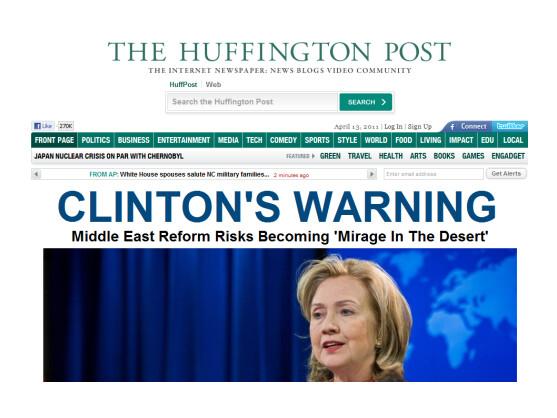 Der nun zu AOL gehörenden Online-Zeitung Huffington Post steht ein Rechtsstreit bevor.