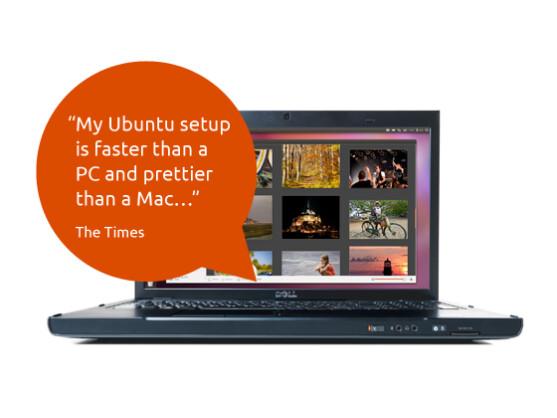 Das Betriebssystem Ubuntu wird bald auch für Smartphones, Tablets und Smart TVs zur Verfügung stehen.