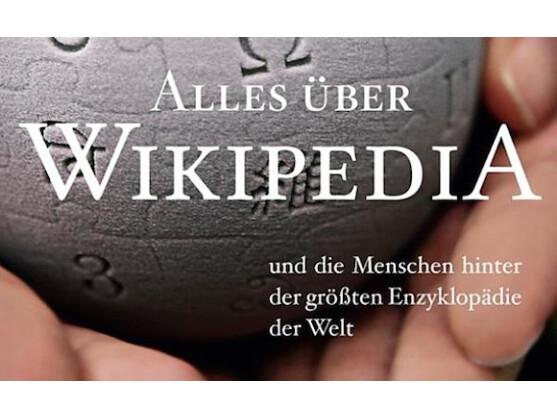 """Zum Buch """"Alles über Wikipedia"""" haben über 100 Autoren beigetragen."""