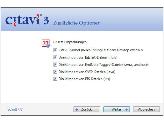 Citavi kann mit allen wichtigen Dateitypen umgehen, u.a. auch dem EndNote-Format.
