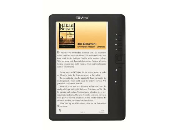 Der E-Book-Reader soll ab morgen in den Läden stehen.