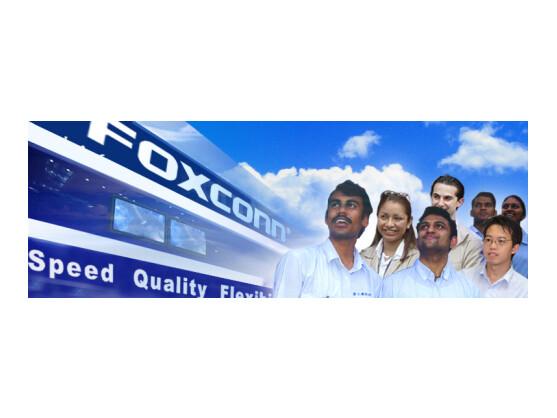 Einige Mitarbeiter werden in den nächsten Jahren bei Foxconn durch Roboter ersetzt.