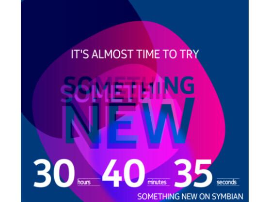 Bei Facebook läuft bereits ein Countdown. Am Mittwoch wird Nokia dann wohl Symbian Belle offiziell vorstellen.