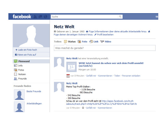 datenpanne bei facebook profile und chat nachrichten jahrelang einsehbar netzwelt. Black Bedroom Furniture Sets. Home Design Ideas