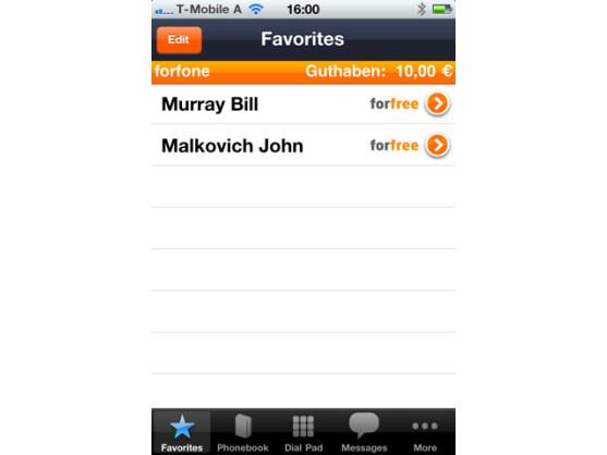 App ubersicht kostenlos telefonieren und sms verschicken for Gratisgespr che kartenlegen