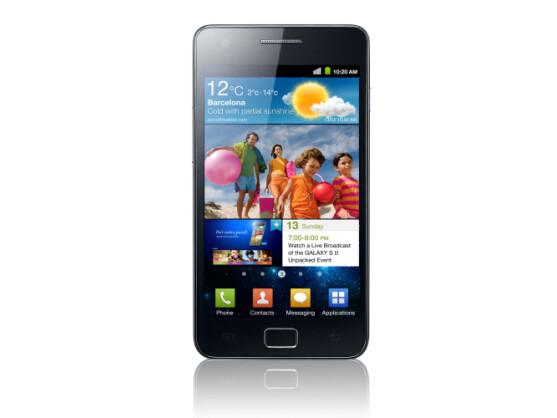 Das Galaxy S2 ist Samsungs neues Smartphone-Flaggschiff.