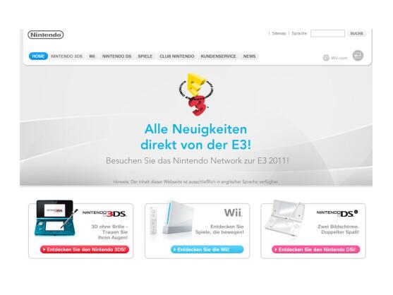 Hacker haben auf der europäischen Nintendo-Seite möglicherweise Phishing-Seiten versteckt.