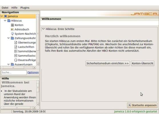 Online-Banking mit Hib...