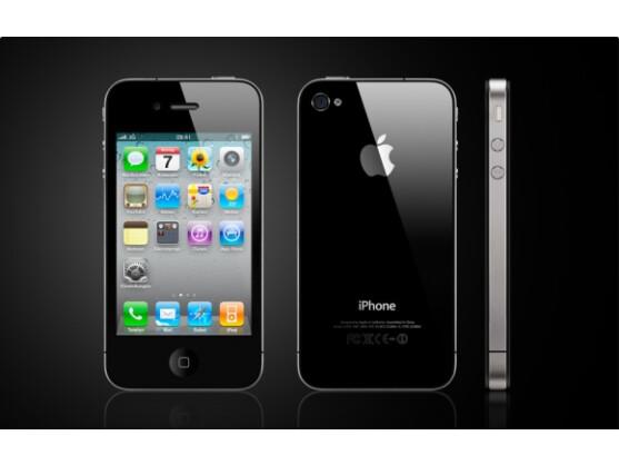 Das iPhone 4 ist bald im Weltraum: An Bord der Atlantis wird das Smartphone zur ISS gebracht.