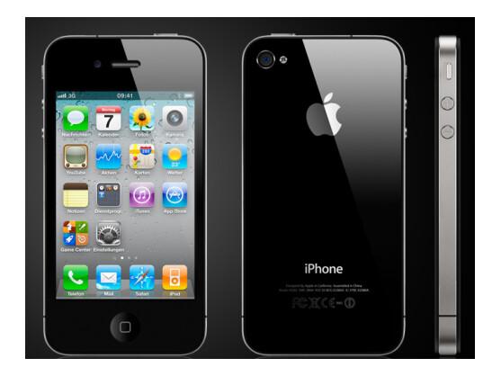 Das iPhone 4 kam 2010 auf den Markt. Der Nachfolger soll im September 2011 erscheinen und ähnlich aussehen.