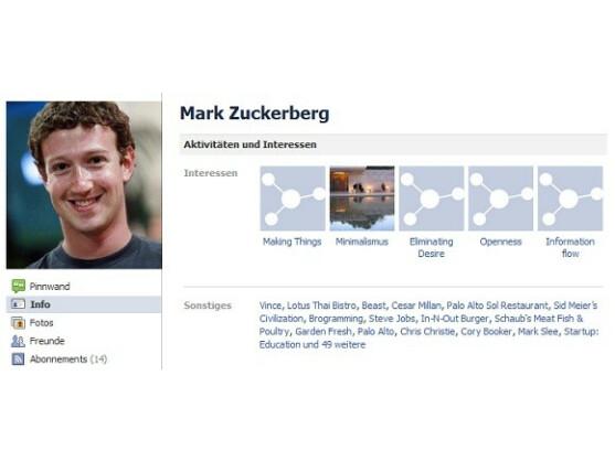 Mark Zuckerberg ist reicher als die meisten seiner Konkurrenten.