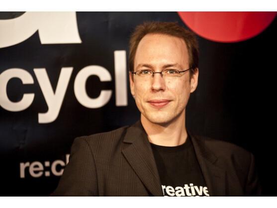 Markus Beckedahl ist Netzaktivist, einer der bekanntesten Blogger