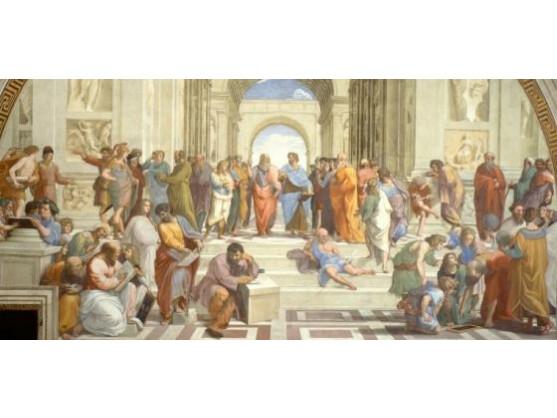 Die Nachfolger der großen Philosophen der Antike arbeiten heute in der Computerbranche.