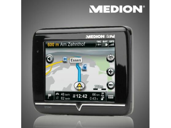 Neben dem Notebook und dem LG Cookie fresh führt Aldi Nord diese Woche auch das Medion GoPal E3240.