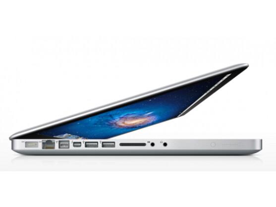 Bei dem neuen Modell könnte es sich um ein flacheres Macbook Pro handeln.