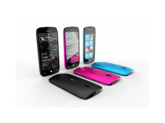 Nokia arbeitet angeblich bereits an vier WP7-Handys.
