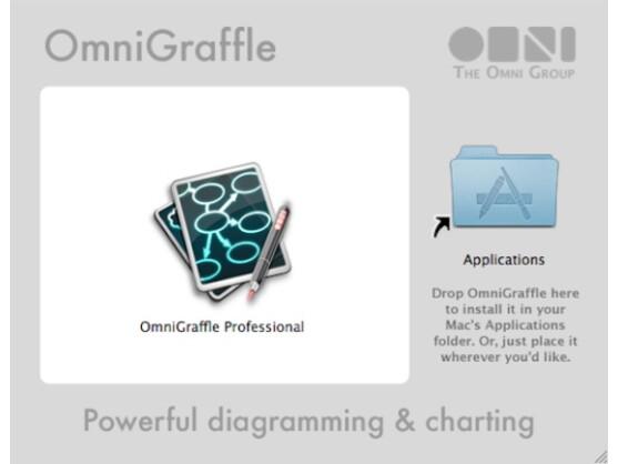 OmniGraffle ist ein guter Visio-Ersatz für Mac OS X.