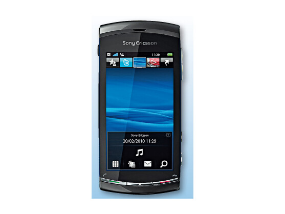 Penny bietet diese Woche das Sony Ericsson Vivaz an.