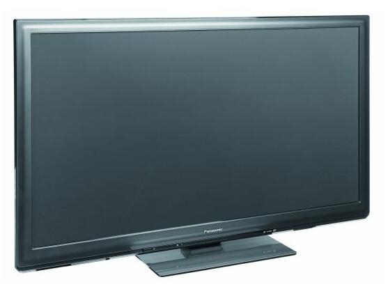 Plasma-TV für Einsteiger: Der Panasonic TX-P 50 ST 33 E kann ins Internet und beherrscht auch 3D.