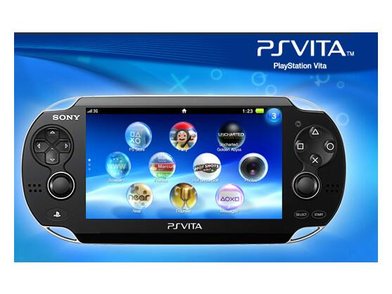 Die Playstation Vita erscheint in Europa erst 2012.