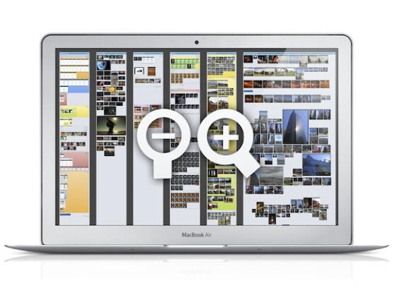 Raskin ermöglicht eine ganz neue Sicht auf den Mac.