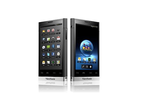 Das Smartphone Viewpad 4 soll ab April in Deutschland erhältlich sein.