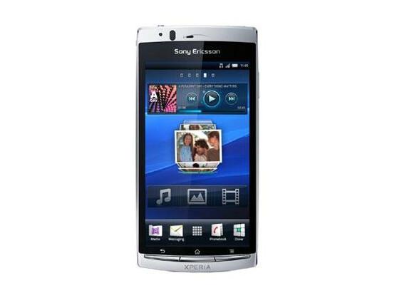 Das Sony Ericsson Xperia arc erhält eine PlayStation-Zertifizierung.