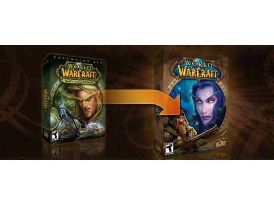 """Spieler, die World of Warcraft gekauft haben oder über den Blizzard Shop noch kaufen, erhalten die Erweiterung """"The Burning Crusade"""" ab sofort kostenlos dazu."""