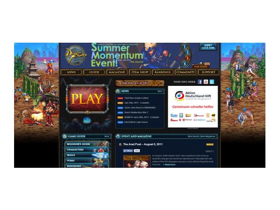 In Südkorea beliebte Online-Spiele wie Dungeon Fighter waren Ziel der Attacken.