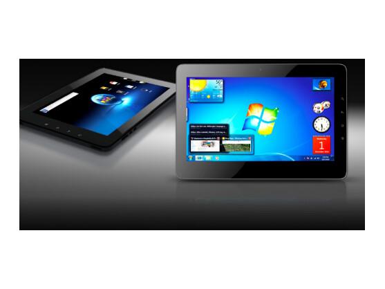 Das Viewpad 10 gibt es nun auch in den Ausführungen 10s und 10 Pro.