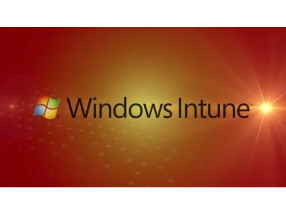 Windows Intune ermöglicht eine zentrale Steuerung mehrerer PCs im Web.