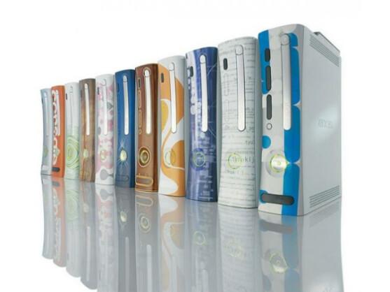 Die Xbox 360 ist in diversen Spezialeditionen zu erhalten.