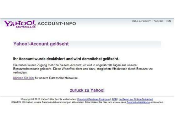 epic account löschen