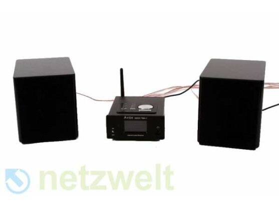 ber sender internetradio avox indio tma 1 im test netzwelt. Black Bedroom Furniture Sets. Home Design Ideas