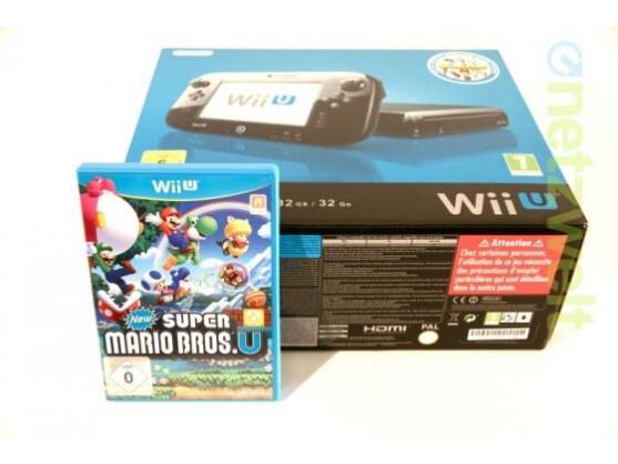 Sie ist da: Die Nintendo Wii U ist in der Redaktion eingetroffen.