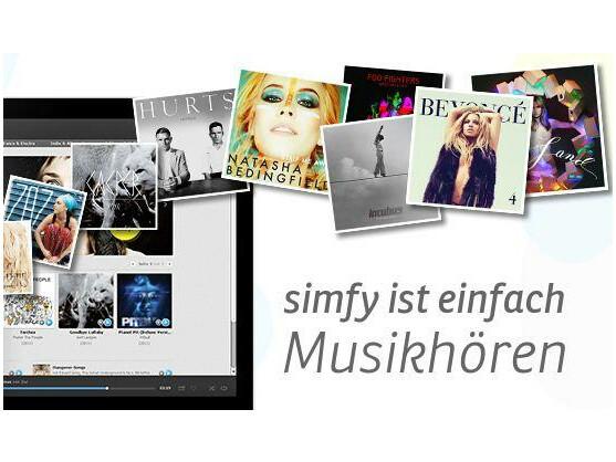 Ab dem 2. Mai können Simfy Free-Nutzer, die länger als zwei Monate registriert sind, Songs nur noch 30 Sekunden anspielen.