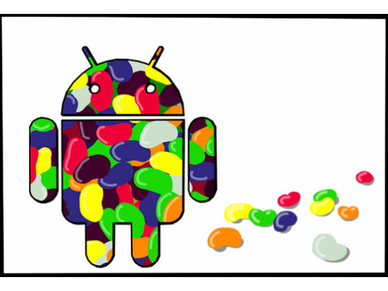 Android 4.1 alias Jelly Bean: Der Rollout hat begonnen.